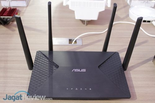 Asus - Networking - VPN WiFi AC Router