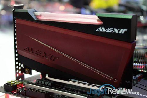 Avexir Raiden PCIe M.2