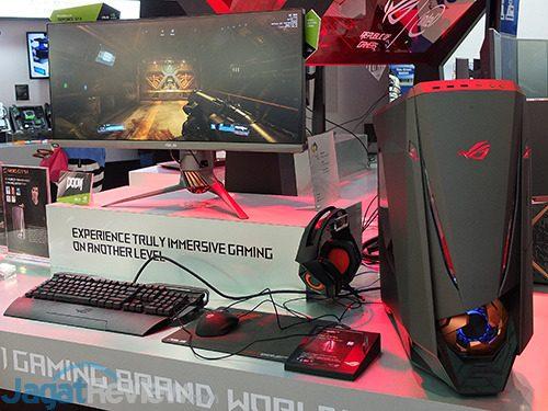 Computex 2016 - ASUS ROG GT51CA 01