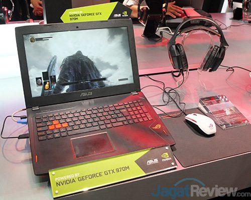 Computex 2016 - ASUS ROG STRIX GL502VT