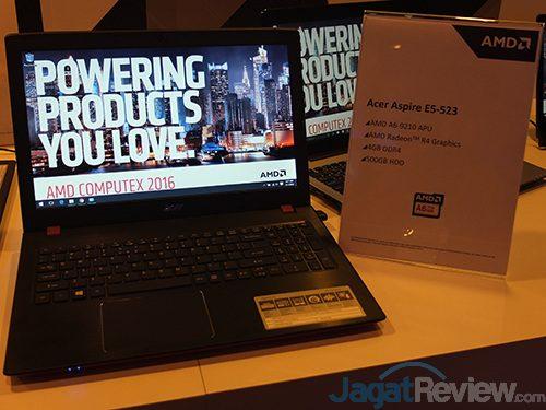 Computex 2016 - Acer Aspire E5-523