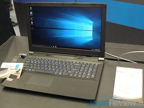 Pubg Intel Hd Graphics 520: Computex 2016 Booth Raid: Clevo