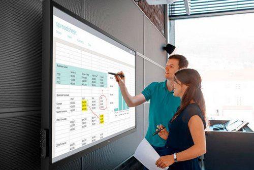 Dell Interactive Monitor