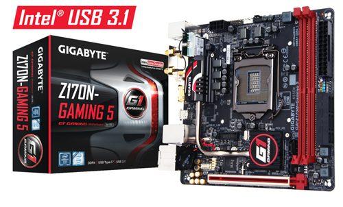 GIGABYTE Advertorial 3 Motherboard