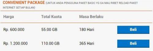 Convenient Package