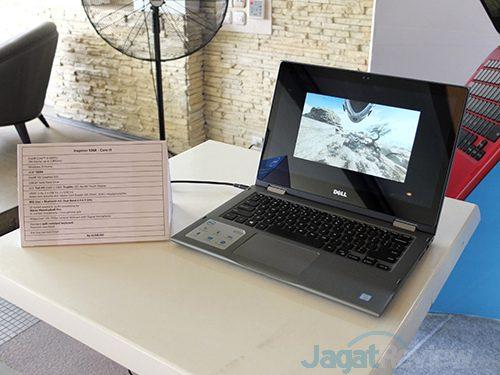 Laptop 2 In 1 Dell Inspiron Masuki Pasar Indonesia