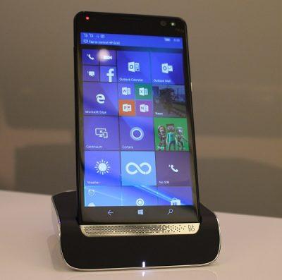 Smartphone HP Elite X3 Dibanderol Rp 10 Jutaan