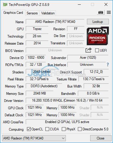 Acer Aspire E5-553G GPUZ 03 v2