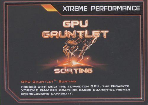 GPU gauntlet