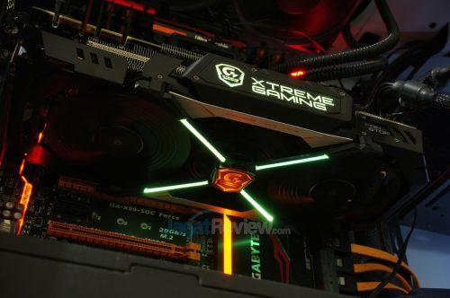 Gigabyte GTX 1070 Xtreme Gaming 18