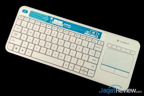 Hands-On Review: Logitech k400 Plus – 2-in-1 Plus Kontrol