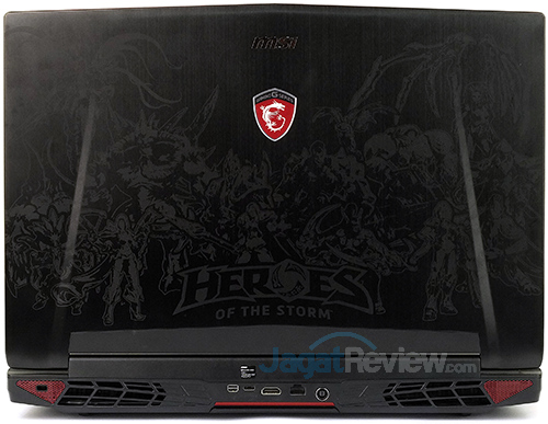 Review Notebook Gaming: MSI GT72S 6QE Dominator Pro G ...