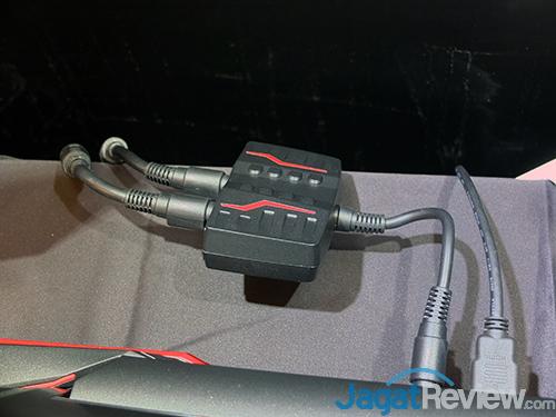 MSI GT83VR Titan SLI Power