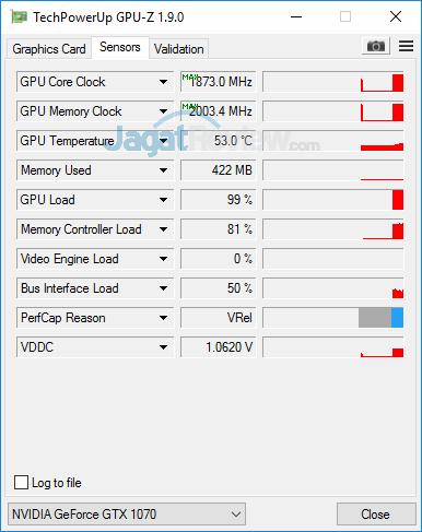 NVIDIA GTX 1070 (Notebook) GPUZ 02