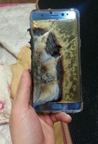 Samsung blow up 2