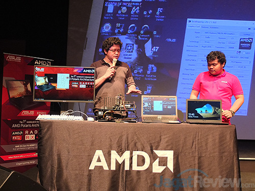 AMD ASUS Laptop RX 460 Launch 03