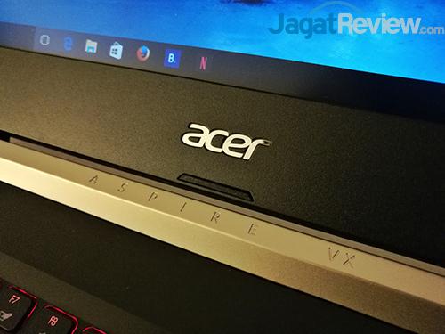 Acer Aspire VX: Notebook Gaming Murah dengan NVIDIA GTX 1050 Ti