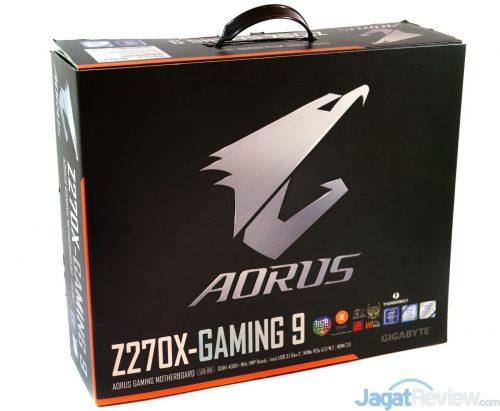 Gigabyte Aorus Z270X-Gaming 9 1