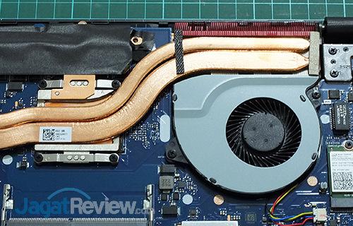 ASUS ROG STRIX GL702VM CPU Cooler