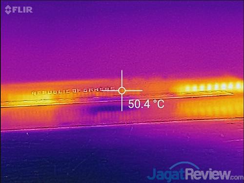ASUS ROG STRIX GL702VM FlirOne 10