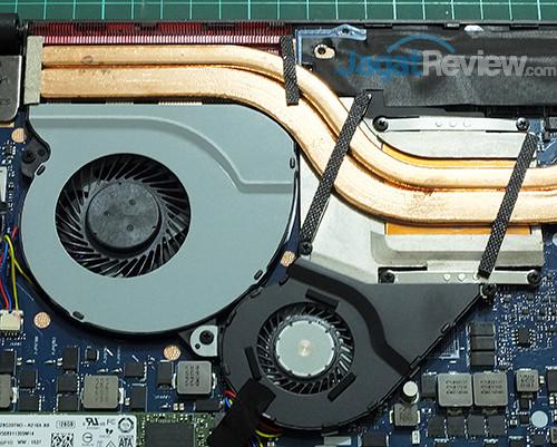 ASUS ROG STRIX GL702VM GPU Cooler