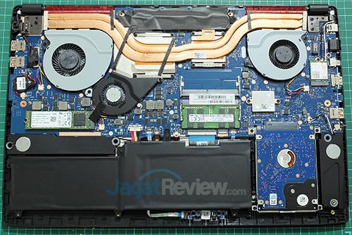 ASUS ROG STRIX GL702VM Internal Component