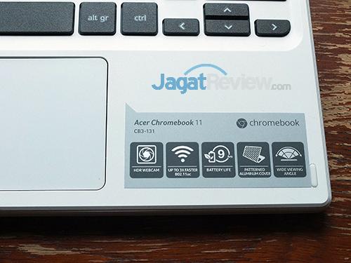 Acer CB3-131-C457 Feature