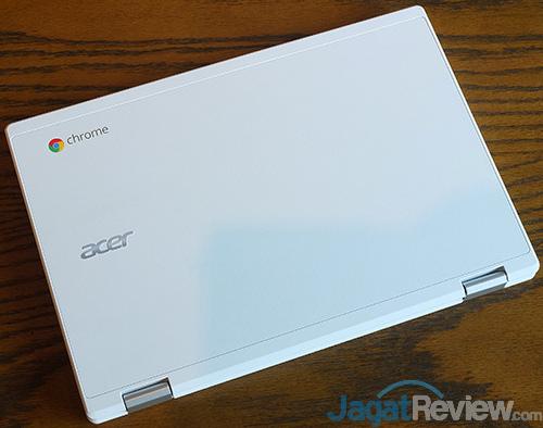 Acer CB3-131-C457 Top Side