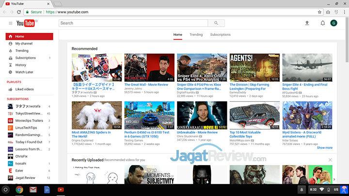 Acer CB3-131-C457 YouTube