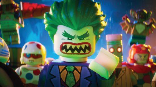 Review batman lego movies