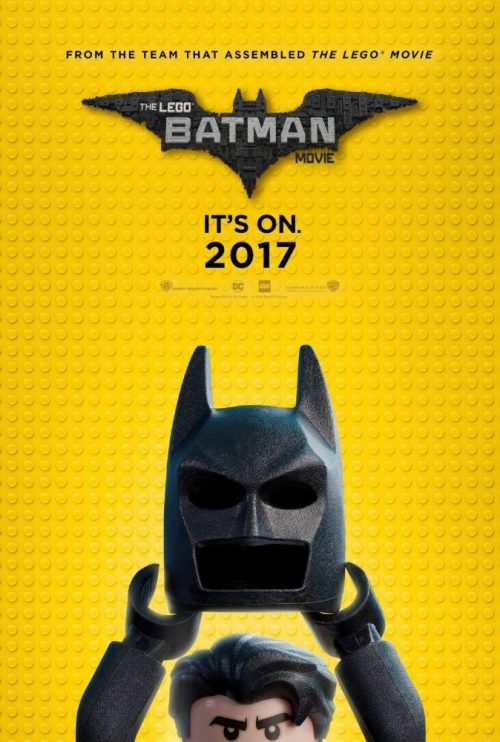 Review batman lego movies poster