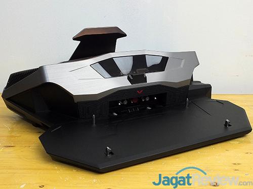 ASUS ROG GX800 Docking - Front