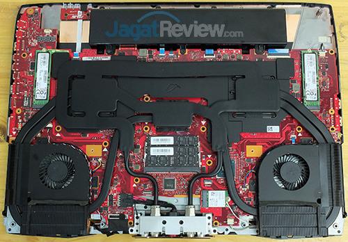 ASUS ROG GX800 Internal Component