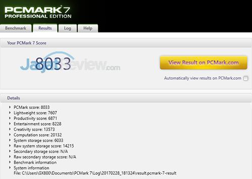 ASUS ROG GX800 PCMark 7 Details 02