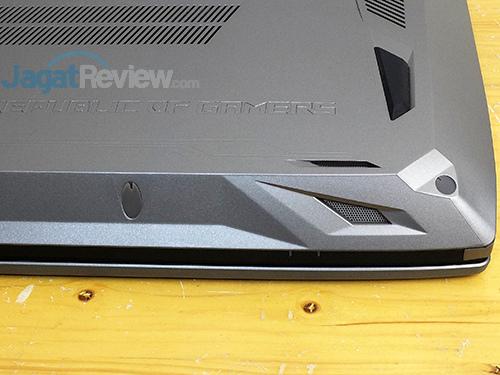 ASUS ROG GX800 Speaker (Body) - Left