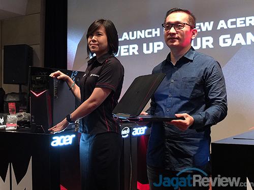 Acer Aspire VX & GX Launch 01