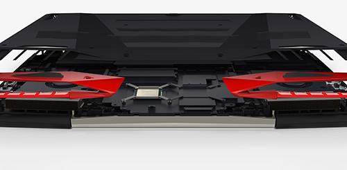 Acer Aspire VX15 Component