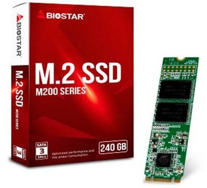 Biostar SSD M200