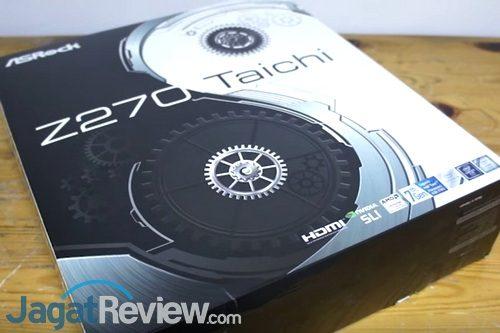 ASRock Z270 Taichi - 01