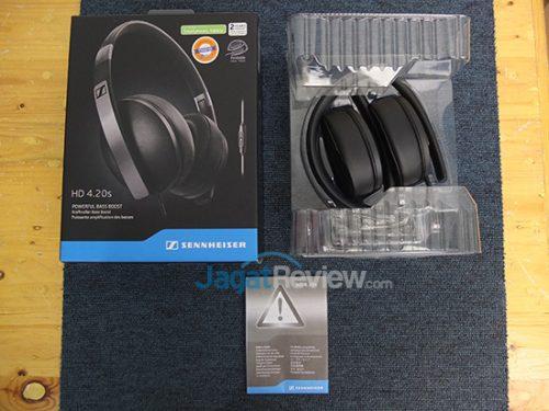 Paket penjualan Sennheiser HD 4.20s