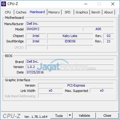 Dell Inspiron 11 3179 CPUZ 02