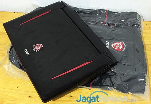 MSI GT73VR 6RE Titan Backpack