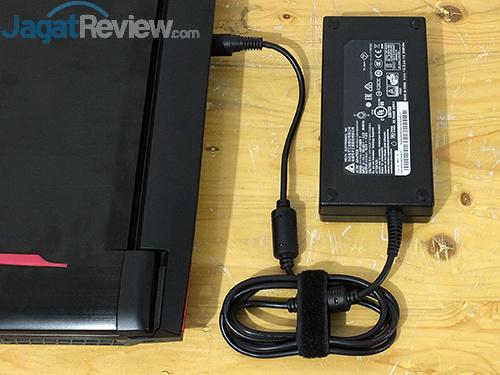 MSI GT73VR 6RE Titan Power Adapter