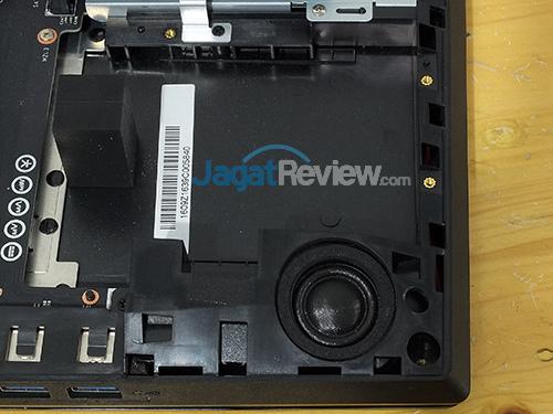 MSI GT73VR 6RE Titan Speaker Driver - Right