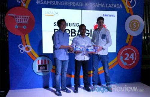 Samsung-Lazada
