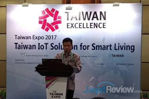 Tony Lin - Deputy Executive Director TAITRA