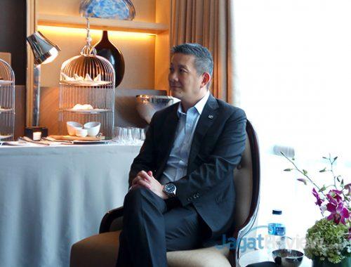 Martin Low, Managing Director Sennheiser Electronic Asia Pte Ltd, Sennheiser Asia