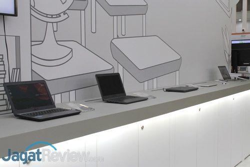 Jajaran produk perangkat mobile untuk pendidikan dari ASUS.