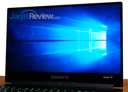 Gigabyte Aero 15 Screen