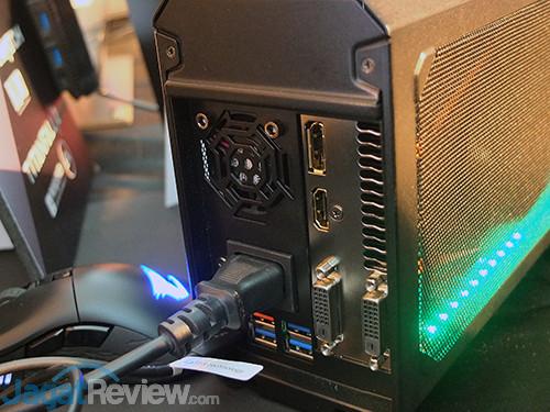 Gigabyte External VGA Dock 02
